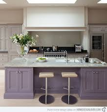 purple cabinets kitchen 16 nicely painted kitchen cabinets home design lover