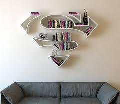 creative bookshelves for superhero fans of all ages real estate click here for more information http sweetgets com dark knight bookshelf