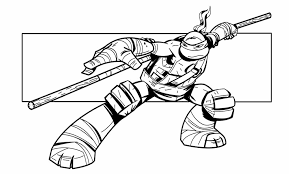 ninja turtle images color free coloring pages art coloring