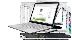 coreldraw graphics suite x8 the un adobe choice steps up to