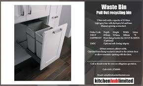 Kitchen Recycling Bins For Cabinets Kitchen Waste Bins Kitchen Recycling Bins