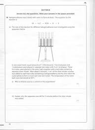 edexcel chemistry unit 2 unofficial mark scheme page 4 the