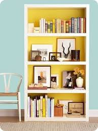 What Color To Paint Living Room by Best 25 Painted Bookcases Ideas On Pinterest Painting Bookcase