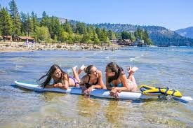 Work travel in lake tahoe my second home in the world