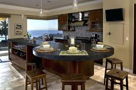 kitchen island breakfast table island table for kitchen best large kitchen islands idea with