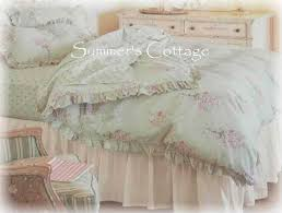 Simply Shabby Chic Blankets by Single Rose Pink Floral Designers Shabby Chic Duvet Cover Shabby