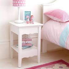 girls white bedside table side tables girls white bedside table kids bedside table side