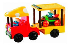camion porta auto car transporter the smurfs bisarca camion porta auto i puffi mondo