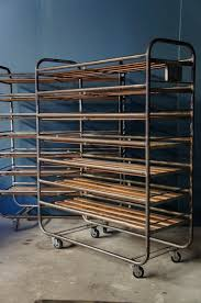 Metal And Wood Bakers Rack Awesome Bakers Rack Industrial Bakers Racks Bakers Rack Industrial
