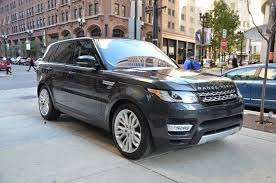 land rover range rover sport 2016 2016 land rover range rover sport supercharged stock 66578 for