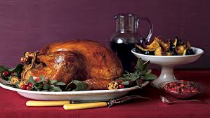 roasted brined turkey