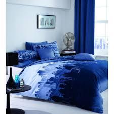 New York Bed Set Modern Duvet Cover Pillowcase Bedding Bed Set S
