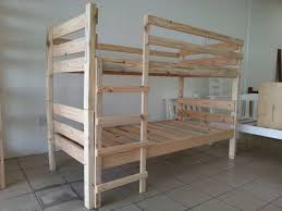 Bunk Beds For Sale Pine Bunk Beds Sale Strand Gumtree Classifieds South