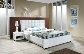 White Leather Bedroom Furniture Black Set King Size Sets Ikea - White faux leather bedroom furniture