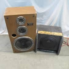 jl audio subwoofer home theater jl audio slot ported basswedge speaker u0026 technics 3 way speaker