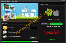hill climb racing hacked apk hill climb racing hack tool www hackswork