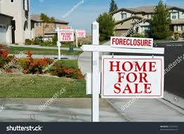 row foreclosure home sale real estate stock photo 51518554