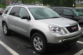gmc acadia 2008 photo and video review price allamericancars org