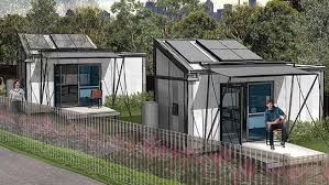 miniature homes miniature homes costing 30 000 approved on central coast news local