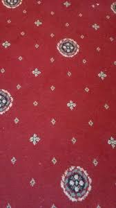 Red Patterned Rug Red Patterned Rug 2 5x1 5 Metres 5 50 In Manchester City