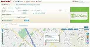 Classic Maps Mapquest Classic Maps