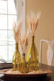 wine country cuisine ideas terraza centros de mesa y primera