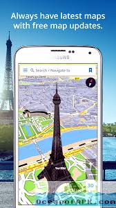 sygic apk data sygic gps with maps apk plus data free