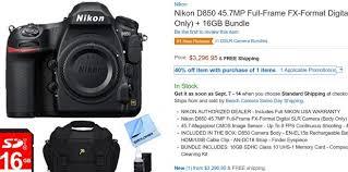 amazon black friday deals nikon camera accessories nikon d850 nikon rumors co part 3