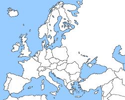 blank map of europe blank map of europe 1956 1990 by ericvonschweetz on deviantart