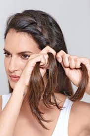 Hochsteckfrisuren Mittellange Haare Einfach by Hochsteckfrisuren 7 Einfache By Anleitungen Für Sie