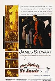 the spirit of st louis 1957 imdb