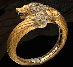 dragon bracelet gold images Gold dragon jewelry carrera y carrera dragon bracelet kenton png