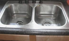 How To Clean Kitchen Sink With Baking Soda 1 Baking Soda Vinegar Djedzurah Sink How To Unclog A Bathroom With
