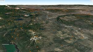 Oregon Lakes Map by Geology Rocks Lavas And Lakes U2013 Cycle Oregon