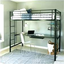 white loft bed with desk bunk beds with desk redencabo me