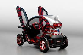 renault twizy f1 david and cathy guetta market special edition renault twizy