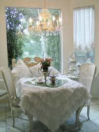 Shabby Chic Tablecloth by Divine Frills Rooms I Love Pinterest Shabby And Shabby Chic