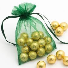 organza bags medium uk wedding favours