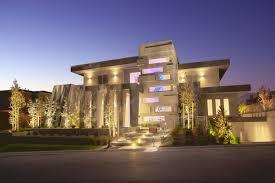 contemporary exterior home lighting design ideas modern
