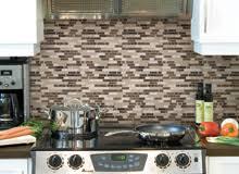 lowes kitchen backsplashes diy self stick backsplash tiles great my diy peel and stick tile