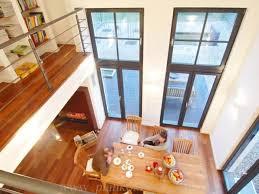 Offenes Wohnzimmer Modern Fertighaus Mit Gallerie Home Pinterest Fertighäuser Haus