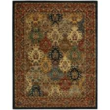 Area Rugs From India Nourison India House Multicolor 8 Ft X 10 Ft 6 In Area Rug
