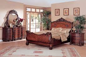 Traditional Bedroom - traditional bedroom from ashley furniture bedroom sets interior