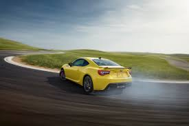 drift subaru brz subaru brz series yellow not quiet the special edition we were
