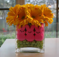 Easter Decoration Centerpiece Ideas by Easter Plans Peeps Easter And Centerpieces
