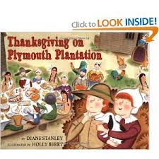 thanksgiving on plymouth plantation the time traveling