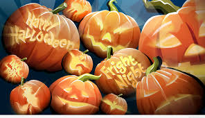 halloween pumpkin wallpapers happy halloween wallpaper