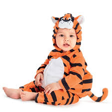 halloween 3 6 months new nwt boys or girls carter u0027s halloween costume tiger 3 6 or 6 9