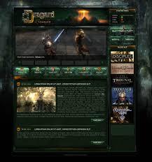 design games to download modblackmoon unique dark grunge gothic horror web design