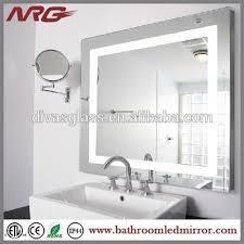 Defog Bathroom Mirror by Anti Mist Bathroom Mirror With Electric Mirror Defogger Buy Anti